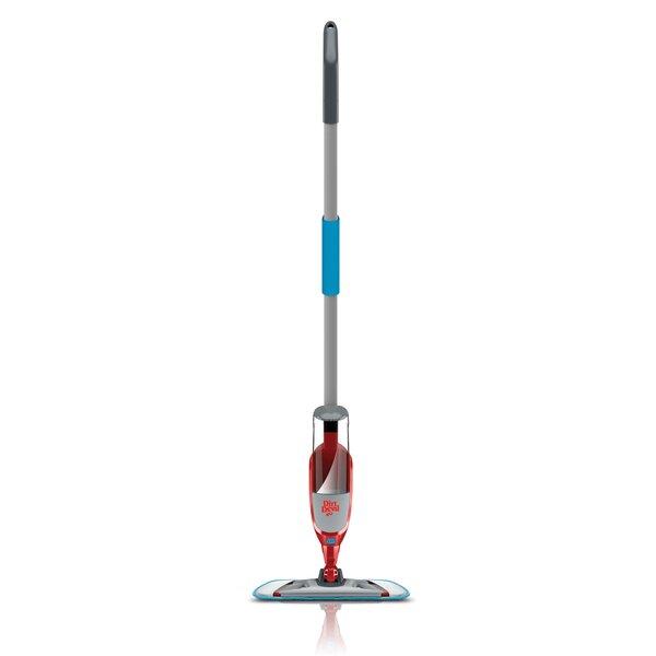 dirt devil spray mop bagless steam cleaner steam mop with swipe