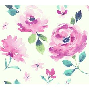 Floral Botanical Wallpaper Youll Love