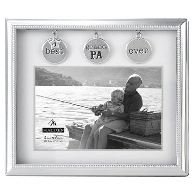 Charlton Home Grandparents Wooden Picture Frame & Reviews | Wayfair
