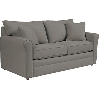 la z boy leah supreme comfort sleeper sofa reviews wayfair