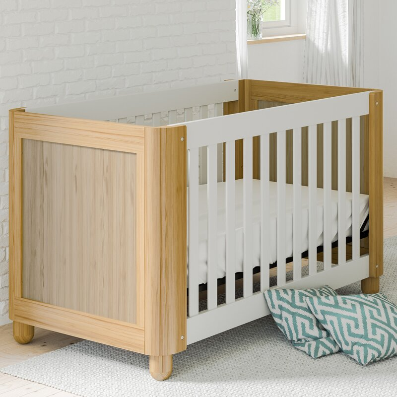 Roland 3 In 1 Convertible Crib