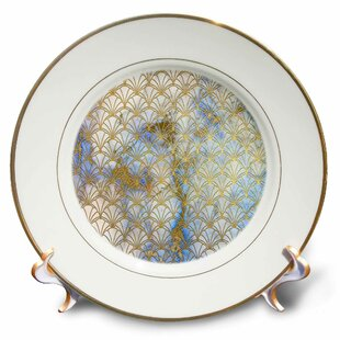 Pottery, Porcelain & Glass Bagley/sowerby/davidson Art Deco Square Glass Plate With Traditional Methods