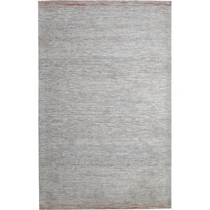 Summit Hand-Woven Grey Area Rug