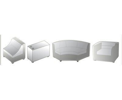 Sol 72 Outdoor Waterbury 7 Piece Cover Set