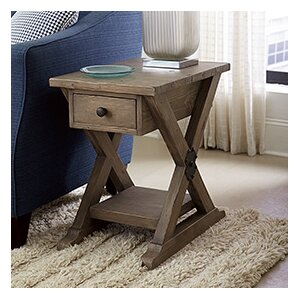 Samar Chairside Table by 1..