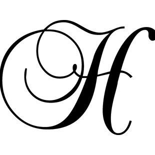 Letter H   Wayfair