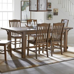 Melyna Dining Table by August Grove