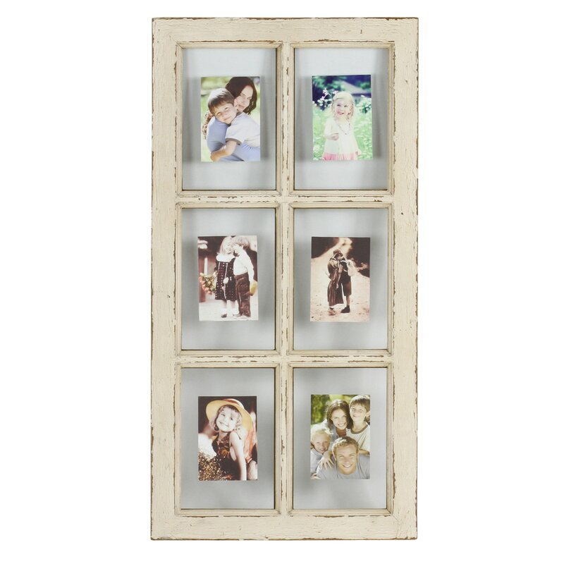 Pisano Window Pane Picture Frame & Reviews | Joss & Main