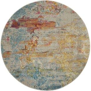 Shugart Sealife Multi Color Area Rug