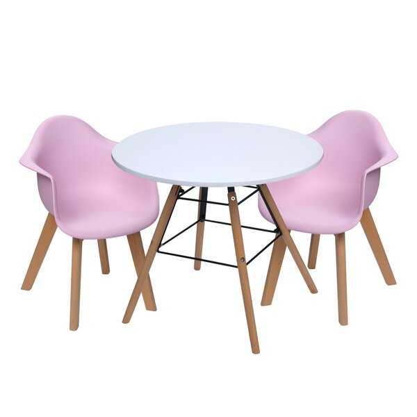 Admirable Kids Table And Chairs Youll Love In 2019 Wayfair Interior Design Ideas Clesiryabchikinfo