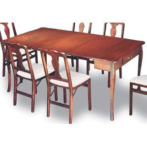 Divernon Dining Room Set in Fruitwood by Alcott Hill