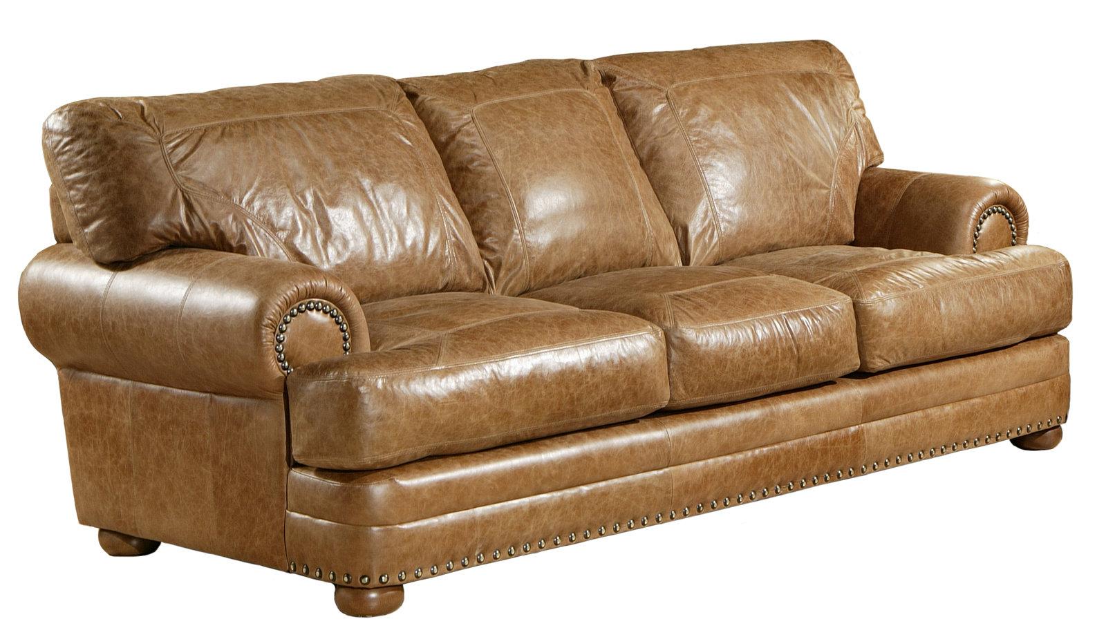 Omnia Leather Houston Leather Sleeper Sofa Wayfair