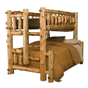 Queen Over Queen Bunk Bed Wayfair