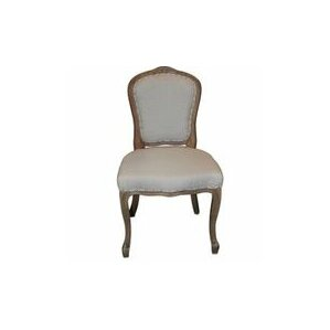 Amold Linen Upholstered Dining Chair (..