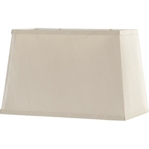 16u201d Fabric Rectangular Lamp Shade