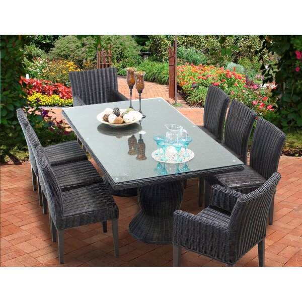 TK Classics Venice 9 Piece Dining Set Reviews
