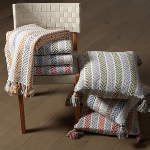 pleasurable designer sofa throws. Lockwood Chevron Cotton Throw Modern Yellow  Gold Blankets Throws AllModern