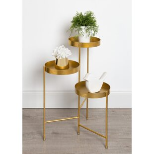 contemporary plant stand  Modern