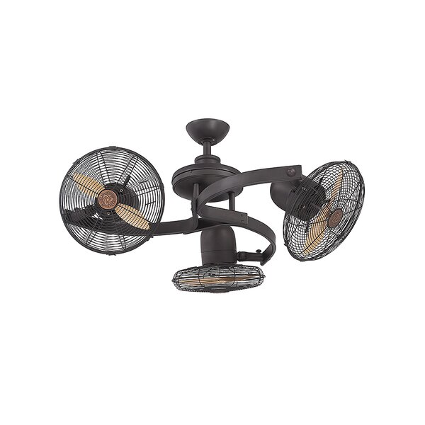 Oberlander 2 blade ceiling fan reviews birch lane aloadofball Choice Image