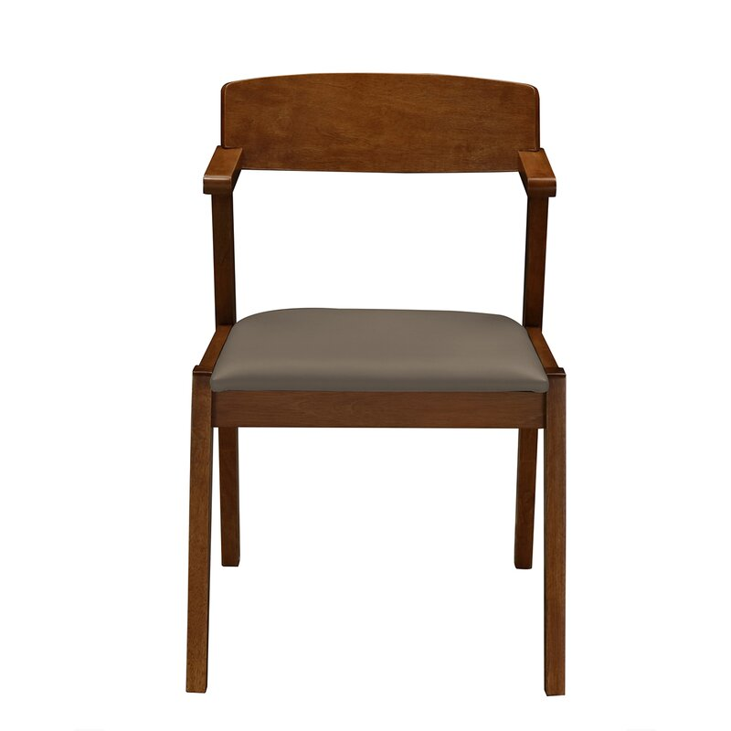 Wooden Armed Living Room Chairs