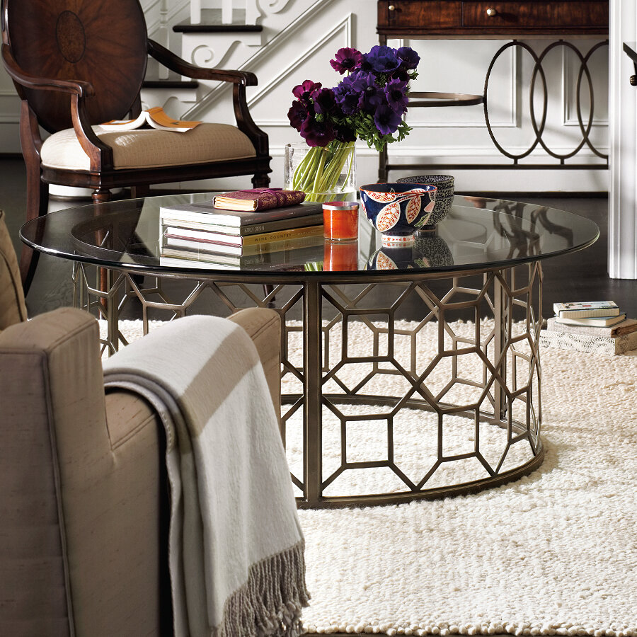 Stanley avalon heights coffee table reviews wayfair