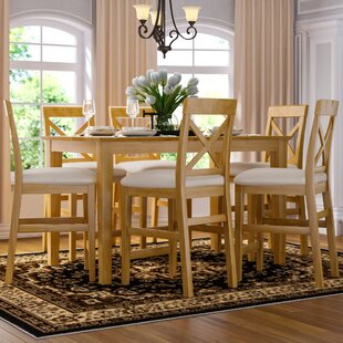 Smyrna 7 Piece Counter Height Pub Table Set
