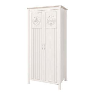 Bayside 2 Door Wardrobe Armoire