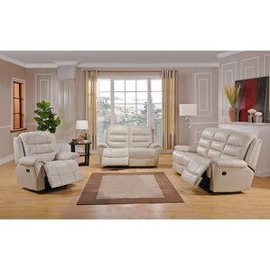 Shantell 3 Piece Living Room Set by Red Barrel Studio