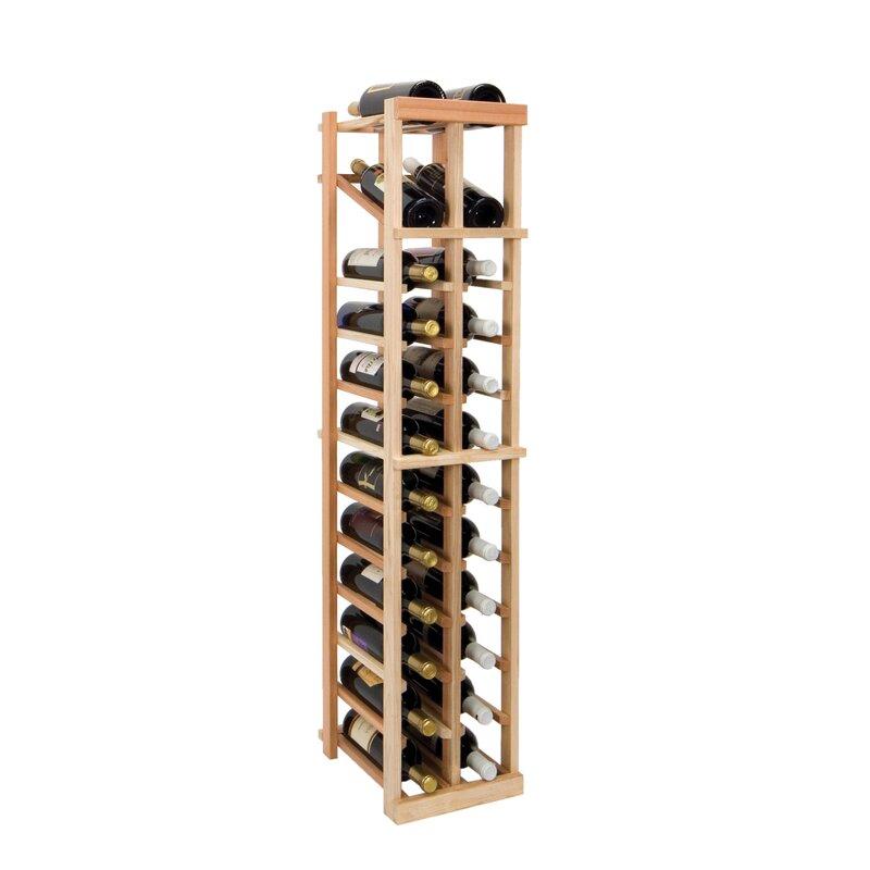 Vintner Series 24 Bottle Floor Wine Rack