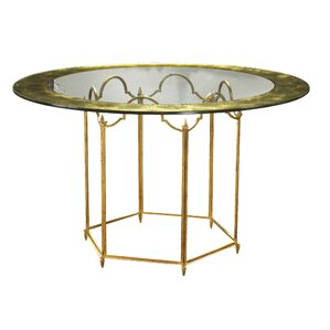 French Accents Dining Table by French Her..