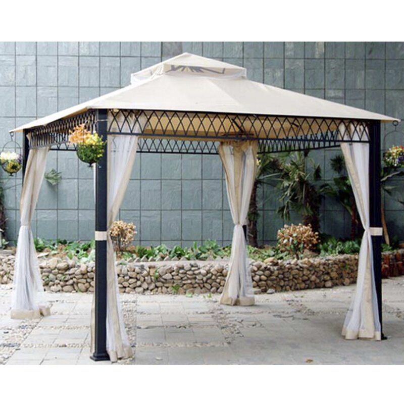 Replacement Canopy for Havenbury Gazebo  sc 1 st  Wayfair & Sunjoy Replacement Canopy for Havenbury Gazebo u0026 Reviews | Wayfair