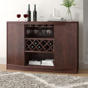 Isabell Bar with Wine Storage