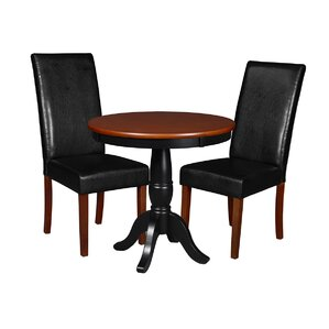 Niche 3 Piece Dining Set (Set of 3) by Regency