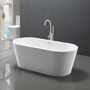 Freestanding Tub With Faucet Wayfair