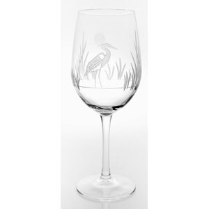 Heron 12 Oz. White Wine Glass (Set of 4)