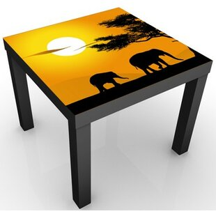 African Elephant Walk Children's Table by PPS. Imaging GmbH