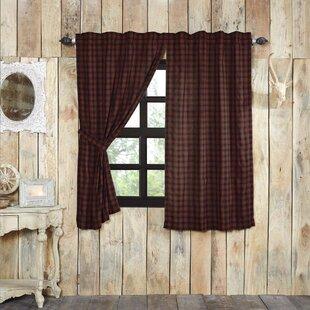 Dorval Lined Room Darkening Rod Pocket Curtain Panels Set Of 2