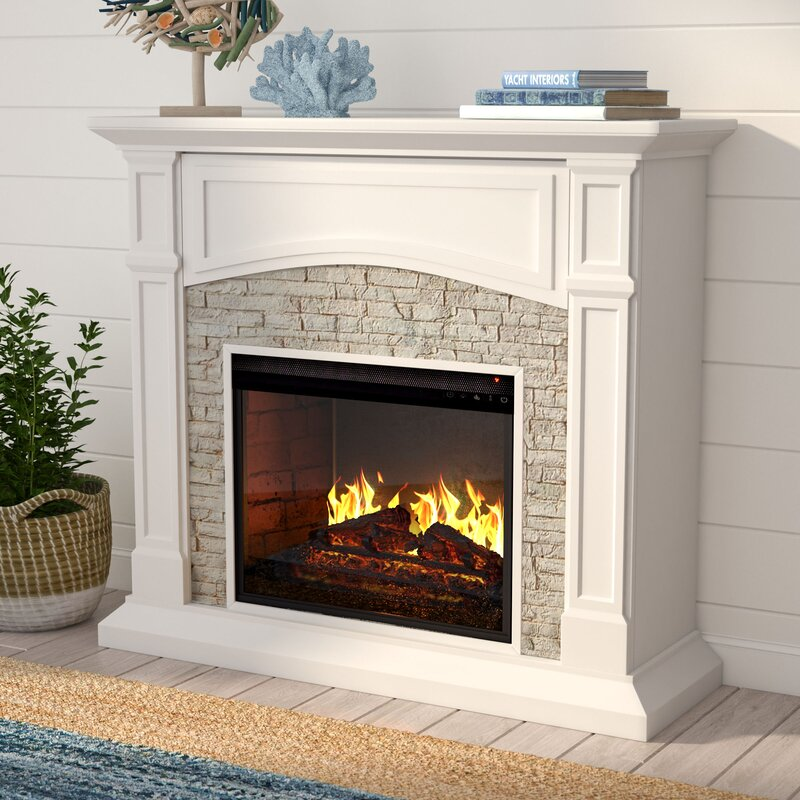 Beachcrest home cameron electric fireplace reviews wayfair cameron electric fireplace solutioingenieria Image collections