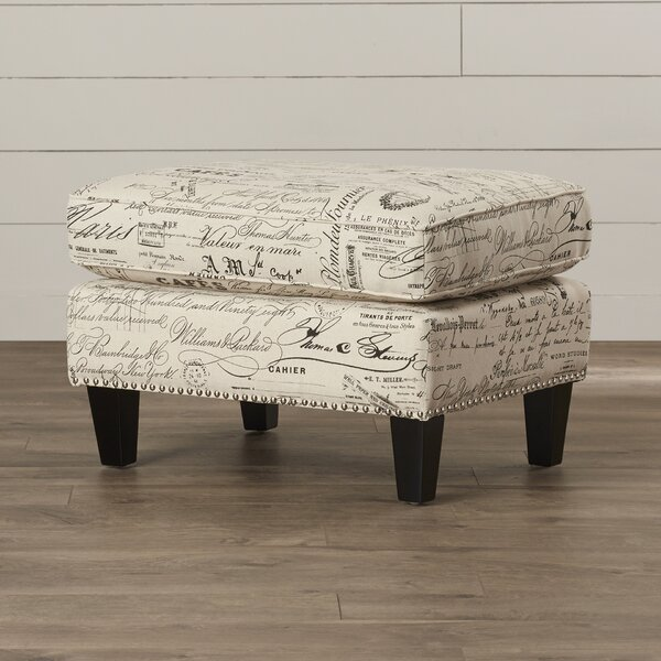 Three Posts Polycarp Storage Ottoman Reviews: Three Posts Rotterdam Ottoman & Reviews