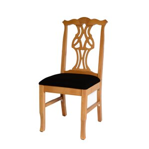 Chippendale Upholstered Dining Chair by B..