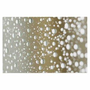 'Neutral Rain' Doormat