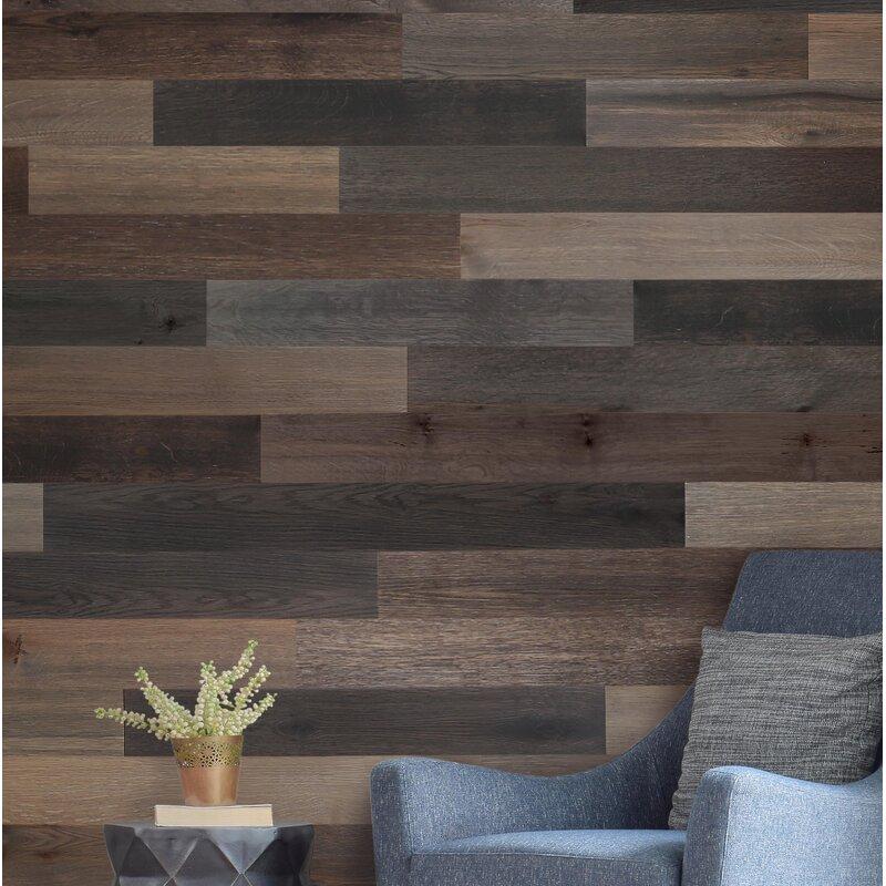 wallplanks 51quot engineered wood wall paneling in cobalt