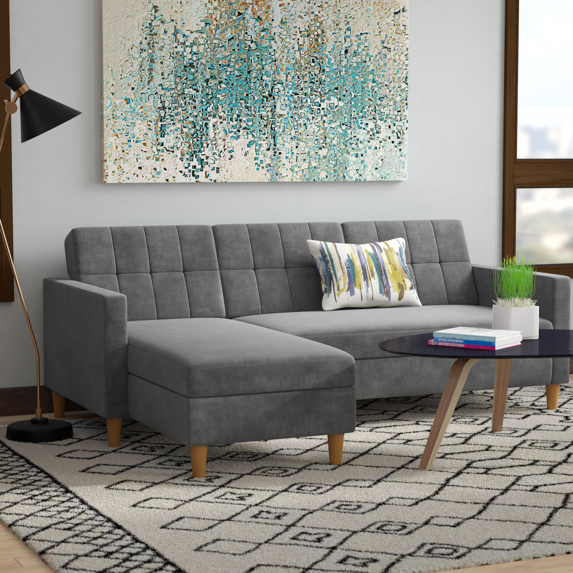 furniture pdx thornhill mills wayfair sleeper reviews andover sectional