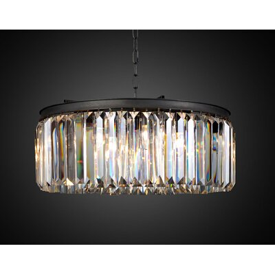 Crystal Chandeliers You Ll Love Wayfair