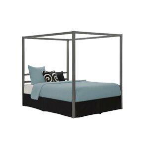Dolson Queen Canopy Bed by Zipcode Design