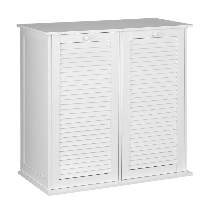 Cabinet Laundry Hamper & Reviews | Birch Lane