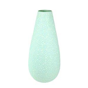 Scurry Mosaic Floor Vase