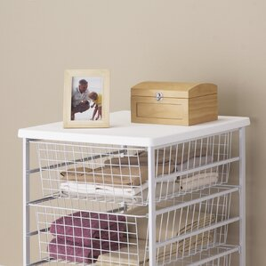 Top for Basket Organizer Kit by ClosetMaid