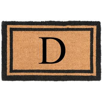 5f6219ac1ec7 Highland Dunes Gatewood Hello Summer Flip Flop Doormat