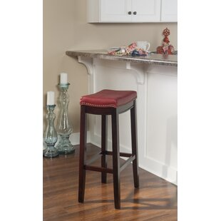 Red Counter Height Bar Stools Youll Love Wayfairca